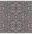 pebble mosaic vector image
