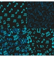 Musical Notes Seamless Patterns