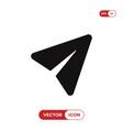 cursor icon vector image vector image