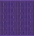 knit texture purple color seamless pattern fabric vector image vector image