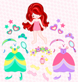 Princess dress up