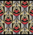 modern geometric seamless pattern greek vector image