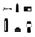 hygiene icon black vector image