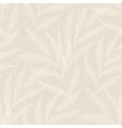 needlework tropic beige vector image vector image