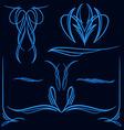pinstripe014 vector image vector image