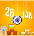 26th january happy republic day