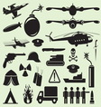 military1231 resize vector image