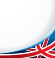 England flag background vs vector image