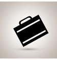 portfiolio icon design vector image