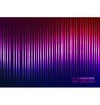 a Violet Music Equalizer vector image vector image