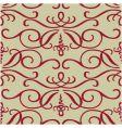 fancy pattern vector image