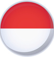 Flag icon vector image vector image