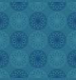 circular gothic pattern vector image