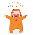 Laughing Baby vector image