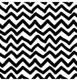 Seamless pattern with handdrawn zigzag lines vector image vector image