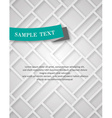 3D abstract vector image vector image