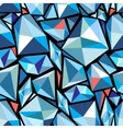 abstract pattern polygons vector image vector image
