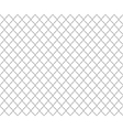 Old metal mesh steel fence seamless vector image