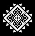 aztec element vector image vector image