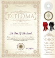 Certificate template vector | Price: 3 Credits (USD $3)