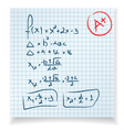 Math test vector | Price: 1 Credit (USD $1)