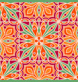 seamless pattern with arabesques vector image vector image