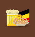 germany design concept vector image