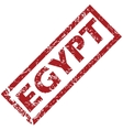 New Egypt rubber stamp vector image vector image