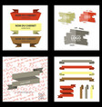 premium design elements great for retro vintage vector image vector image