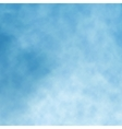 Blue background Clouds vector image