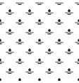 brush tool pattern seamless vector image vector image