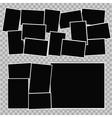 Photo album vector image vector image