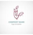 Logo Template vector image