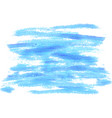 blue brushstrokes background vector image
