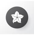carambola icon symbol premium quality isolated vector image vector image