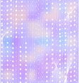 Gentle lilac background with white dots and vector image vector image