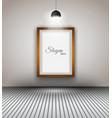 modern interior art gallery frame design