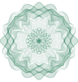 Rosetka 1 green vector | Price: 1 Credit (USD $1)