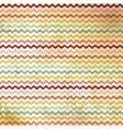 Vintage chevron pattern vector | Price: 1 Credit (USD $1)