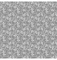 Seamless pattern marine theme vector image