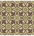classic vintage seamless pattern vector image vector image