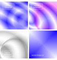 gradient abstract background for your design vector image vector image