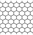 Honey comb cells seamless pattern