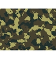Seamless woodland camo pattern