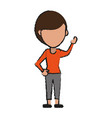 faceless woman avatar icon image vector image vector image