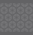 thai pattern floral seamless vector image vector image