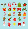 year holiday vector image vector image