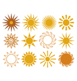 Sun collection vector | Price: 1 Credit (USD $1)