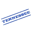 Tennessee Watermark Stamp vector image vector image