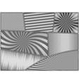 comic book monochrome background vector image vector image